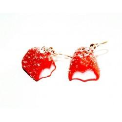 Boucles d'oreilles bonbon...