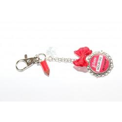 Porte clés ou bijoux de sac...