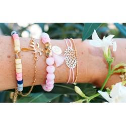 Les bracelets version exotique