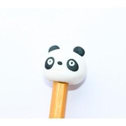 Crayon à papier panda